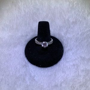 Silver Promise Ring